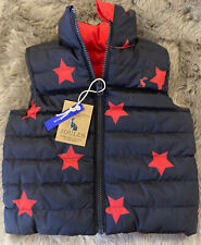 Joules Outerwear boys Reversible Vest