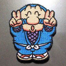 """Ninja Patch - 2.25"""" x 2.65""""  with Hook & Loop backing"""