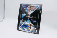 APOLLO 13 - Glossy Bluray Steelbook Magnet Cover (NOT LENTICULAR)