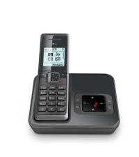 Sinus A 206 Graphit ECO-DECT Schnurlostelefon Grau mit Anrufbeantworter NEU OVP