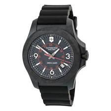 Victorinox Swiss армия мужские часы i.n.o.x. карбон черный резиновый ремень 241777