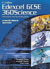GCSE Science for Edexcel: Science Summary and Homework Book by HarperCollins Publishers (Paperback, 2006)