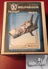 HiTech MAJ014 Morbid Angels Belphegor Jetbike (1) Miniature Chaos Marine Bike