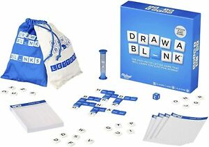 Ridley's Draw A Blank Family Word Game Fun for all the Family | Brand New