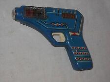 VINTAGE TINTOY - SPACE GUN MARS PISTOLE - VON ITES CSSR 60èr J.- funktionsfähig