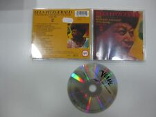 ELLA FITZGERALD CD GERMANY THE RODGERS AND HART SONGBOOK, VOL.2. 1985 VERVE