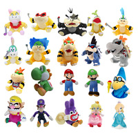 Super Mario Bros. Plush Toy Stuffed Doll Soft Animals Kid Christmas Gift Toy