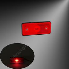 LED Begrenzungsleuchte rot PKW Anhänger LKW  Wohnwagen Trailer