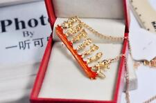 """BETSEY JOHNSON """"SNOW WHITE Medieval Collection The Seven Dwarfs Necklace Pendant"""