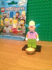 LEGO SERIES 1 SIMPSONS KRUSTY. MINT CONDITION