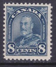 Canada 171 MNH 1930 8c Dark Blue KG V Issue VF Scv $55.00