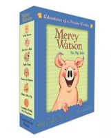 Mercy Watson Boxed Set : Adventures of a Porcine Wonder, Paperback by DiCamil...