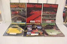 COMPLETE ROAD & TRACK MAGAZINE JANUARY-DECEMBER 1984 (OAK9677-1 #1895 LOC.GLEN)
