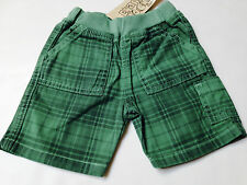 New Charlie Rocket Boys Shorts Size 6-9 months~Boutique Brand Made in USA~Cotton
