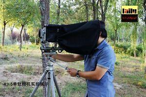 Dark Focusing Cloth for 4x5 Film Cameras (Black/Red) - BRAND NEW