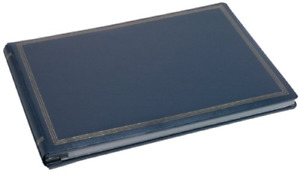 Extra Large Magnetic Page X-Pando Photo Album 20 pages Navy Blue
