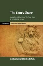 The Lion's Share: Inequality and the Rise of the Fiscal State in Preindustrial