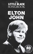 LITTLE BLACK SONGBOOK ELTON JOHN Your Song Tiny Dancer Guitar CHORD MUSIC BOOK