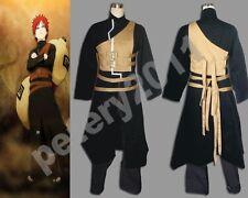 Shippuden Gaara Men's 2nd Cosplay Costume Halloween from Naruto