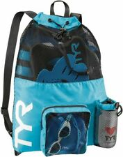 TYR Big Mesh Mummy Backpack Sports BAG Swimming Lifeguards Water Life - 2021 NEW