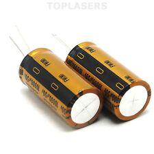 1 Pair Nover 10000uf 50v Capacitor Audio Hi-fi Electrolytic Filter Capacitors