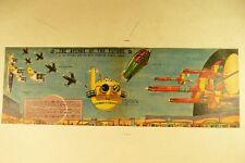 EAGLE COMIC CUTAWAY THE AVENUE OF THE FUTURE  L. ASHWELL WOOD