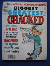 Cracked magazine 14th  Annual -  Fall 1979
