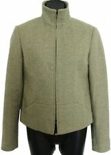 vintage 1970s 80 suit skirt  Luciano Barbera Sz 8 Light nubby fabric Euro 44 US 8