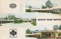 LAM(A) Valdosta, GA - Ashley Oaks Motel - Three Exterior Views