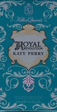Katy Perry KILLER QUEEN ROYAL REVOLUTION Eau De Parfum 100ml Spray FREE SHIP Aus