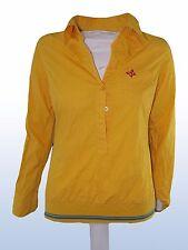 camicia blusa donna giallo TOMMY HILFIGER tg S SMALL