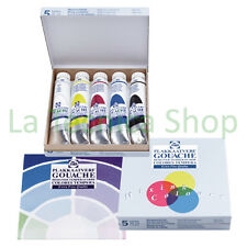 TALENS GOUACHE colori tubetto 20ml tempera extrafine set 5 primari