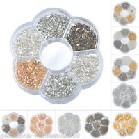 1Box Alloy Mixed Accessories Suit For Jewellery Making M12324