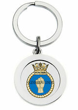 HMS PUNCHER KEY RING (METAL)