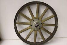 "Chevrolet 490 Superior Wood Spoke Wheel 23"" Rim 1921 1922 1923 1924 516"