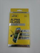 NIB Otterbox Alpha Glass Screen Protector iPhone X NEW