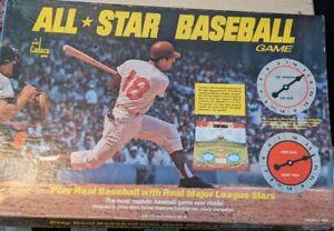 Vintage All Star Baseball Board Game 1968 Cadaco No.183