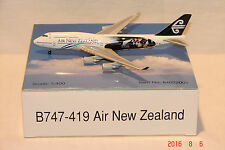 "TUCANO LINE - BOEING B747-419 Air New Zealand - ""All Blacks"""