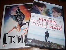 LOTTO 3 DVD PETER DEL MONTE ETOILE  CONTROVENTO NESSUNO MI PETTINA BENE COME..