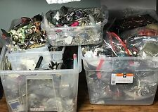 Vintage Junk Drawer Jewelry Lot 10 Lbs Unsearched Untested Gold Silver Watches