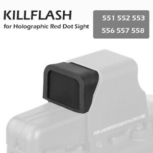 Killflash Protector Cover Mesh for 551 552 553 556 557 558 Holographic Sight