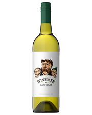 Wine Men of Gotham Chardonnay bottle Dry White 750mL