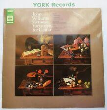 72728 - JOHN WILLIAMS - Virtuoso Variations For Guitar - Excellent Con LP Record
