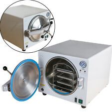 Dental LabStainless Steel 18L Steam pressure Sterilizer Sterilizition 900W Tool