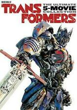 Transformers Ultimate Five Movie Coll - DVD Region 1