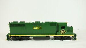 Weaver Ultra Line O Rail Reading Lines GP38-2 Dummy Diesel Engine Road 3409 W20