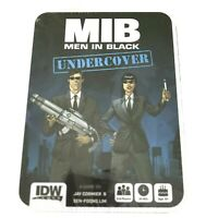 MBI Men In Black Undercover Card Game IDW Games