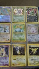 Old Pokemon Card Collection! 45 Holos! Extra Cards As Well