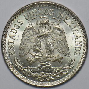 Mexico 1945 50 Centavos Eagle animal 193553 combine