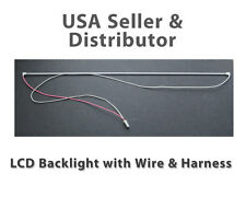 "LCD BACKLIGHT LAMP WIRE HARNESS Sony Vaio PCG VGN 15"" XGA Screens No Soldering"